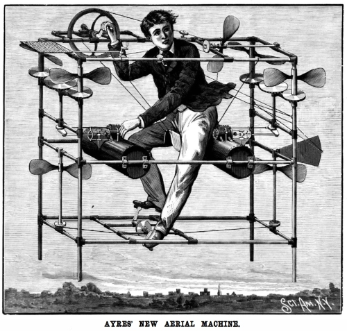 ayers-flying-machine
